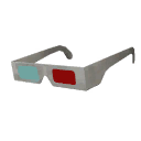 Stereoscopic Shades