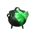 Halloween Gift Cauldron 2014 Base